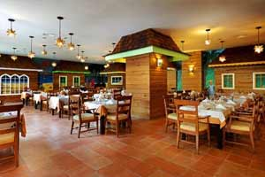 Restaurante Xaymaica - Grand Palladium Jamaica Resort & Spa - All Inclusive - Jamaica