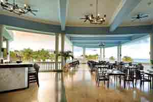 The blue Lagoon Restaurant - Grand Palladium Jamaica Resort & Spa - All Inclusive - Jamaica